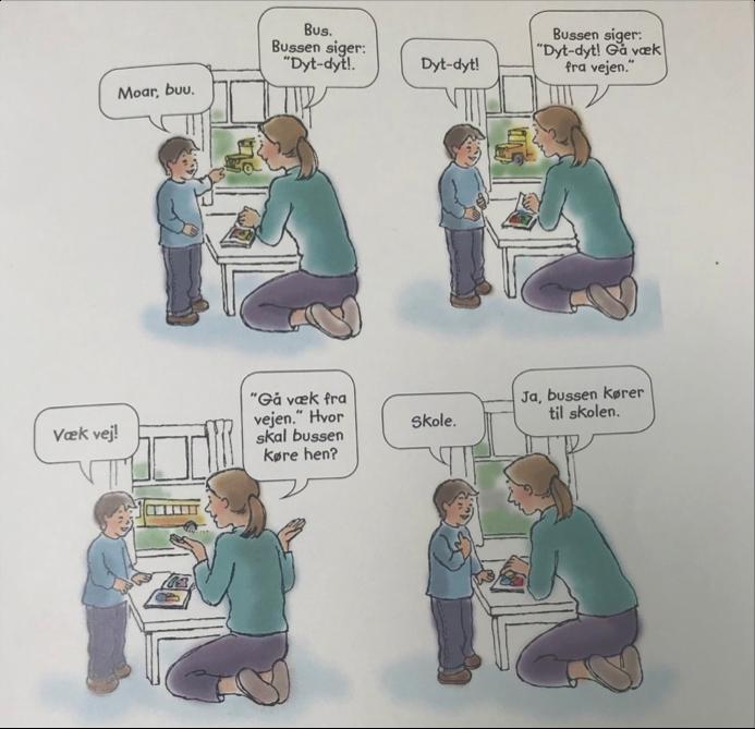 Børn og tale