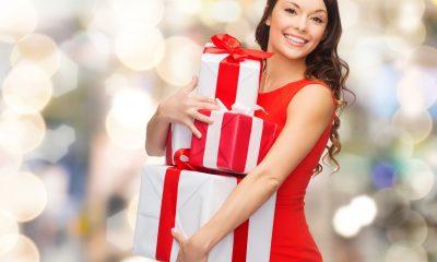Kvinde og gaver