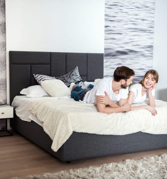 Par i sengen